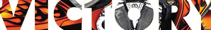 See the new 2012 Victory Motorcycle Models at Total Motorcycle