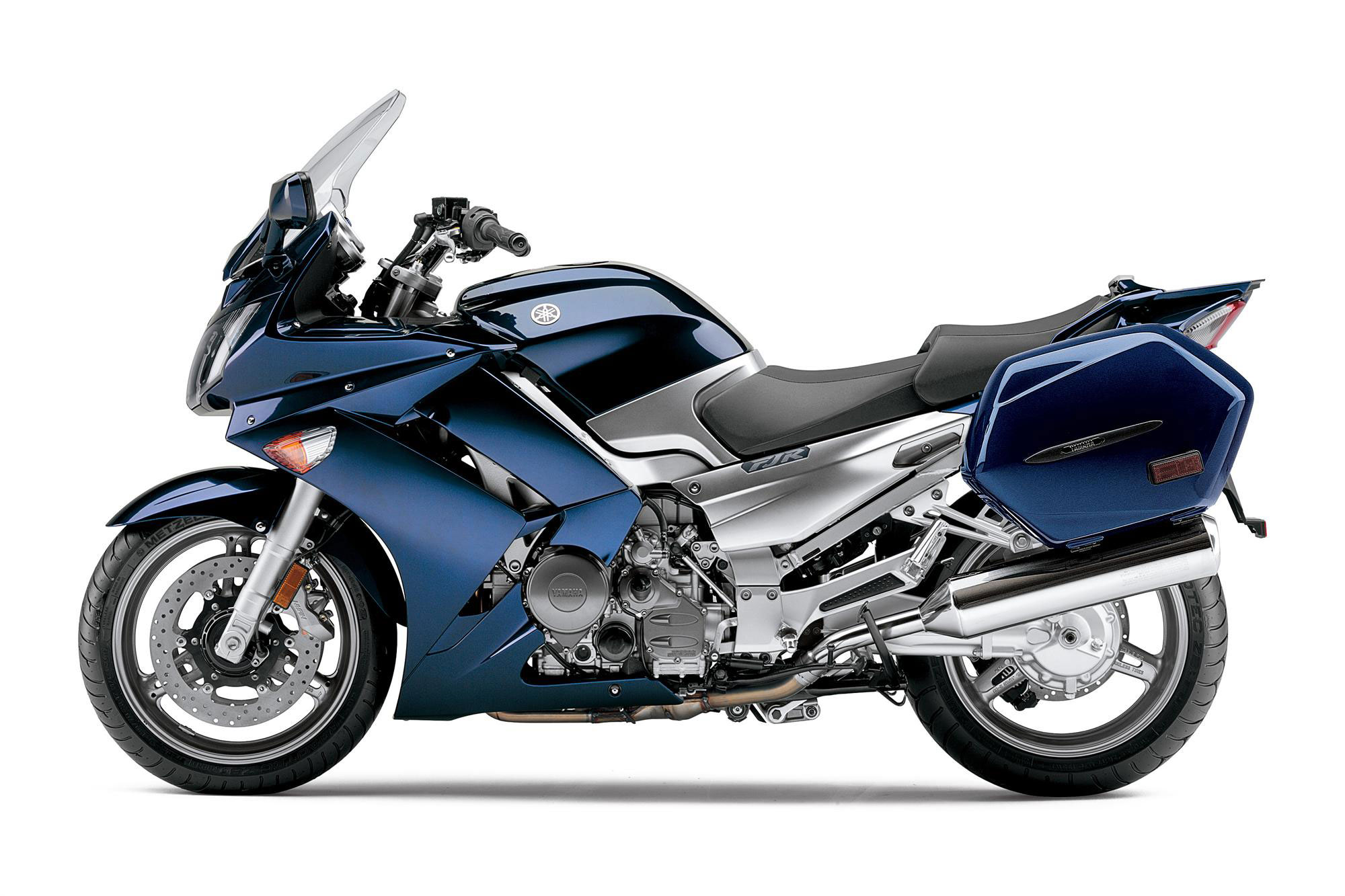 2012 Yamaha FJR1300 Review