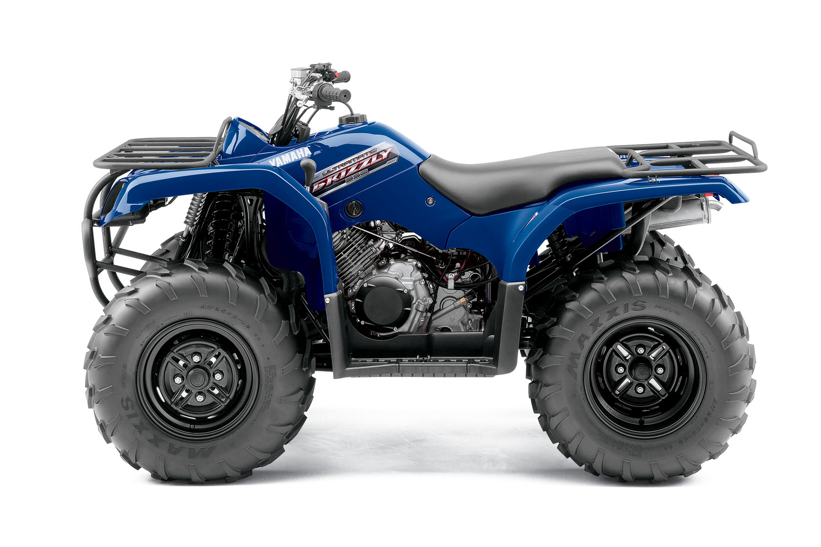 2012 Yamaha Grizzly 350 Auto 4x4 Review