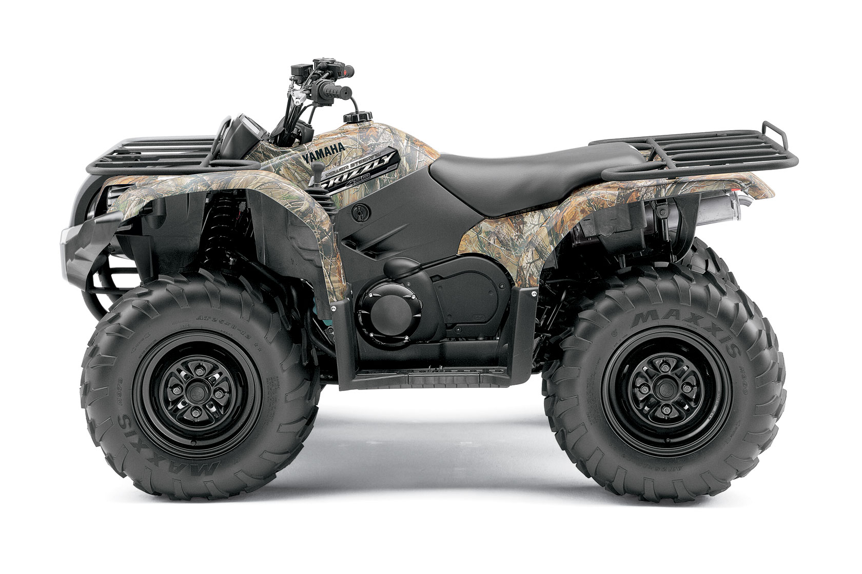 2011 Yamaha Grizzly 450 Wiring Diagram Just Diagrams Warrior 2012 Auto 4x4 Eps Review 2002 350
