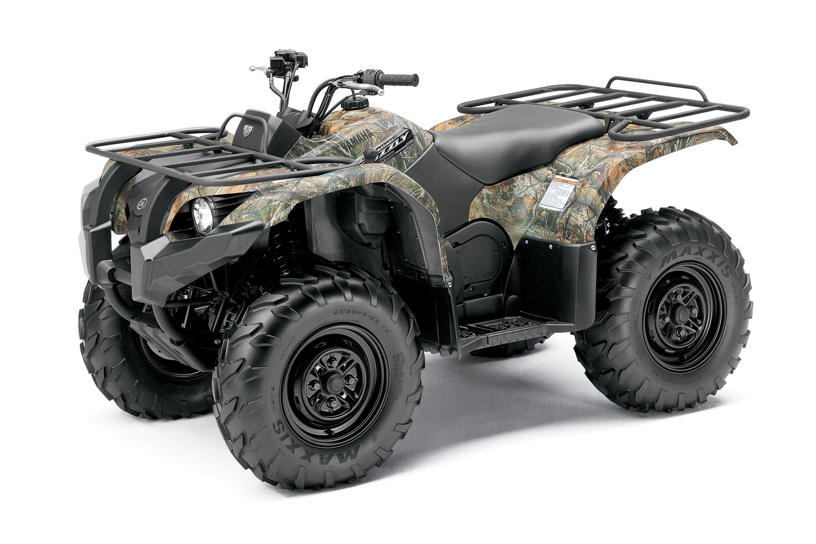 2012 yamaha grizzly 450 auto 4x4 review