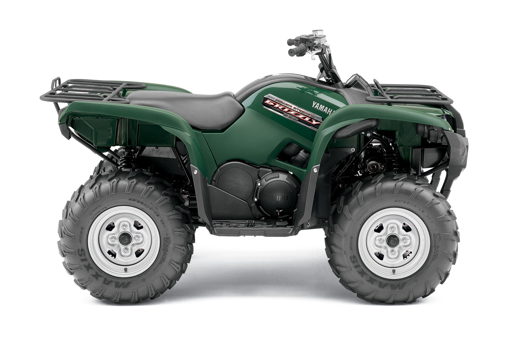 2012 yamaha grizzly 550 fi auto 4x4 eps review. Black Bedroom Furniture Sets. Home Design Ideas