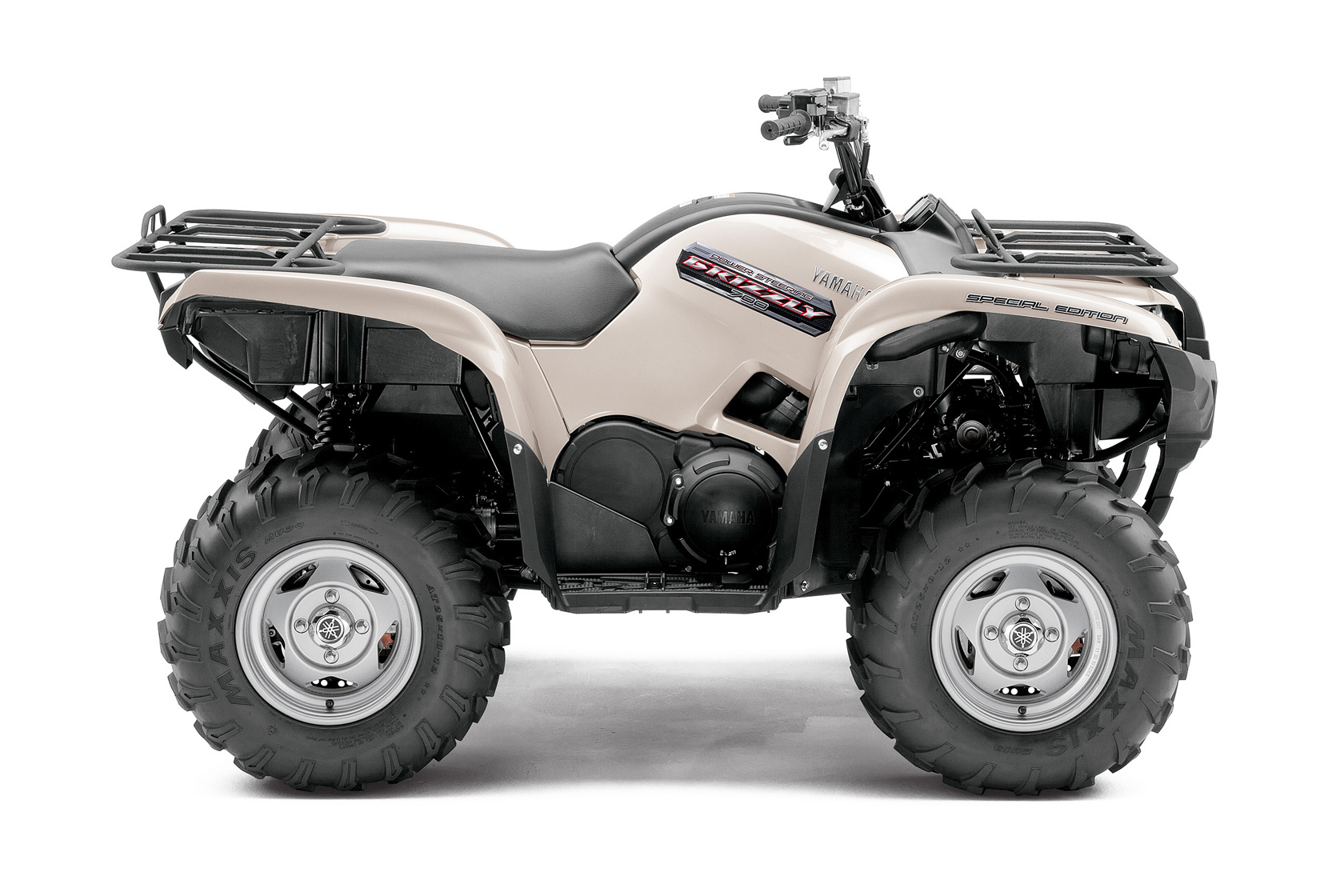 ... ATV Models --- 2012 Yamaha Grizzly 700 FI Auto 4x4 EPS Special Edition