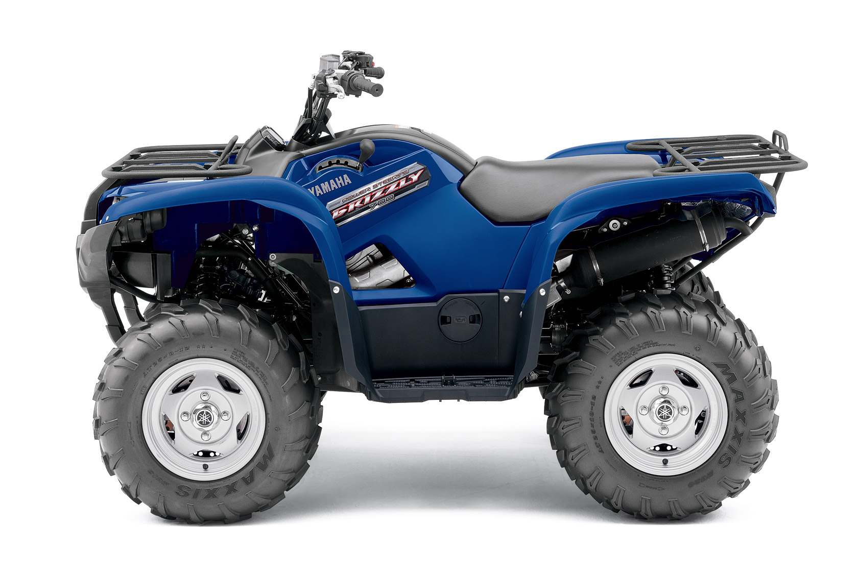 2012 yamaha grizzly 700 fi auto 4x4 eps review. Black Bedroom Furniture Sets. Home Design Ideas