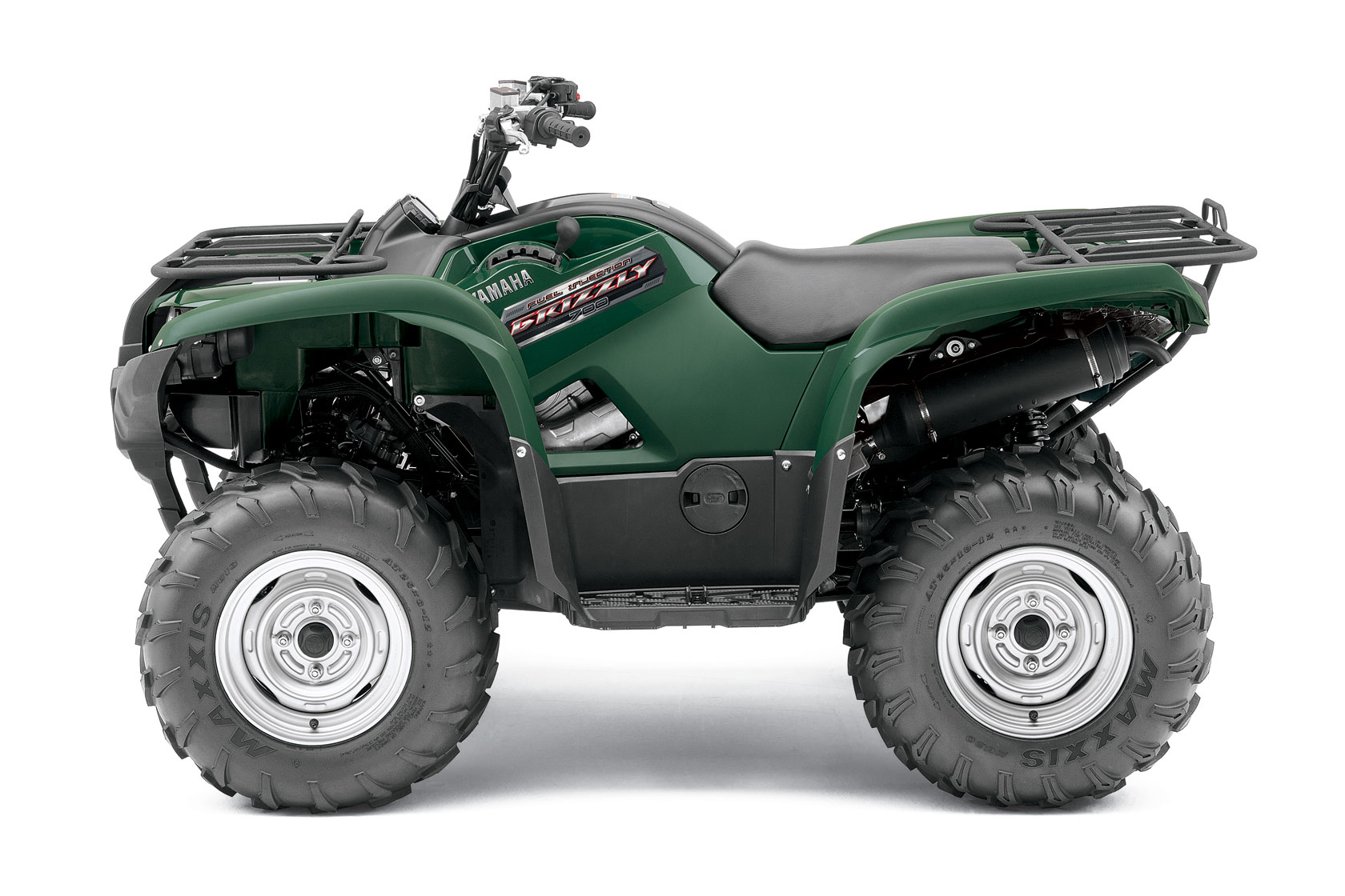 here: Home --- 2012 ATV Models --- 2012 Yamaha Grizzly 700 FI Auto 4x4