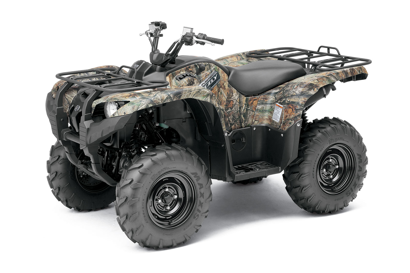 2012 yamaha grizzly 700 fi auto 4x4 review. Black Bedroom Furniture Sets. Home Design Ideas