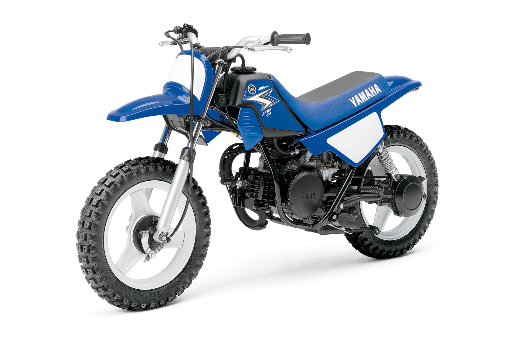 2012 Yamaha PW50 2-Stroke Review