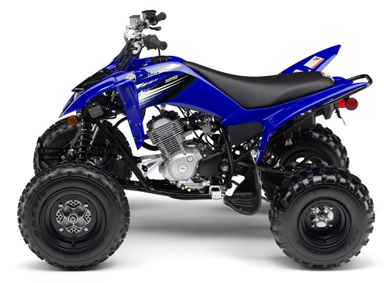 2012 yamaha raptor 125 review for Atv yamaha raptor 125cc