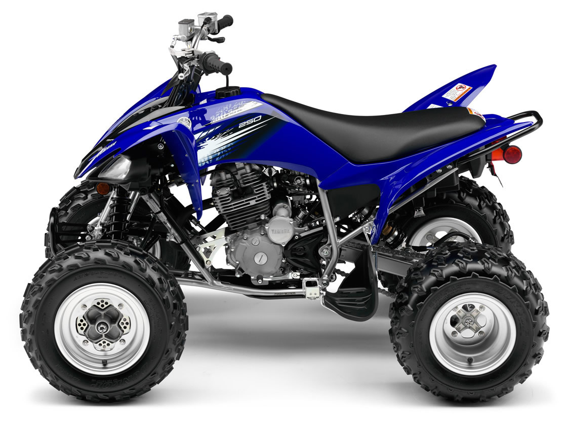 2012 yamaha raptor 250 review