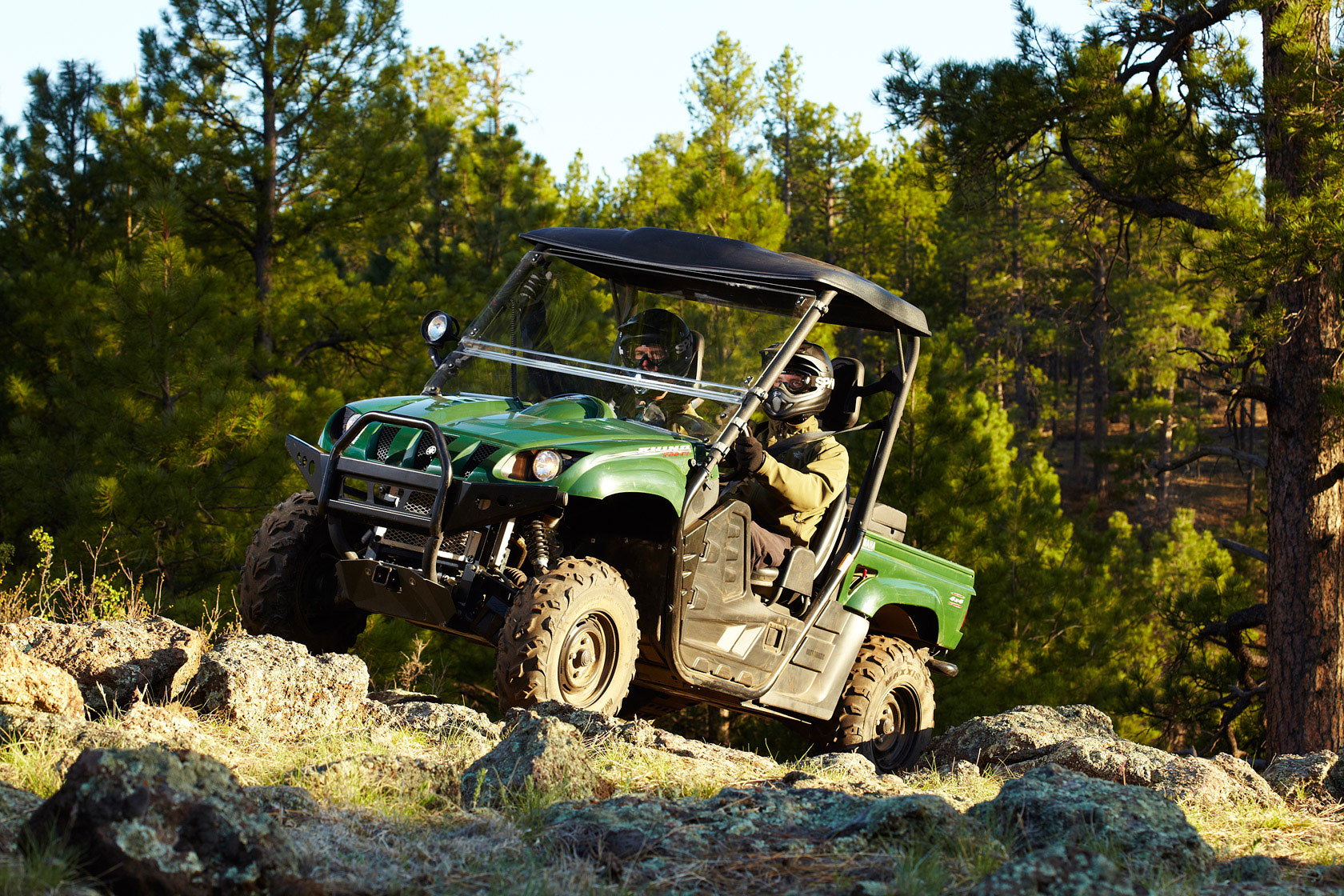2012 yamaha rhino 700 fi auto 4x4 review. Black Bedroom Furniture Sets. Home Design Ideas