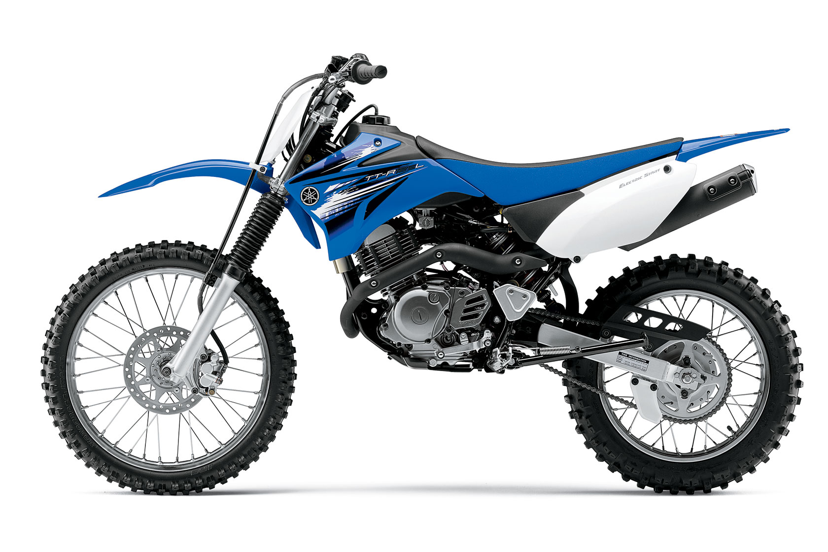 2012 yamaha tt r125le review for Yamaha ttr models