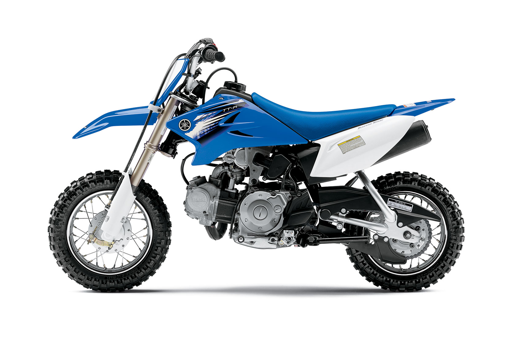 2012 yamaha tt r50e review for Yamaha ttr models
