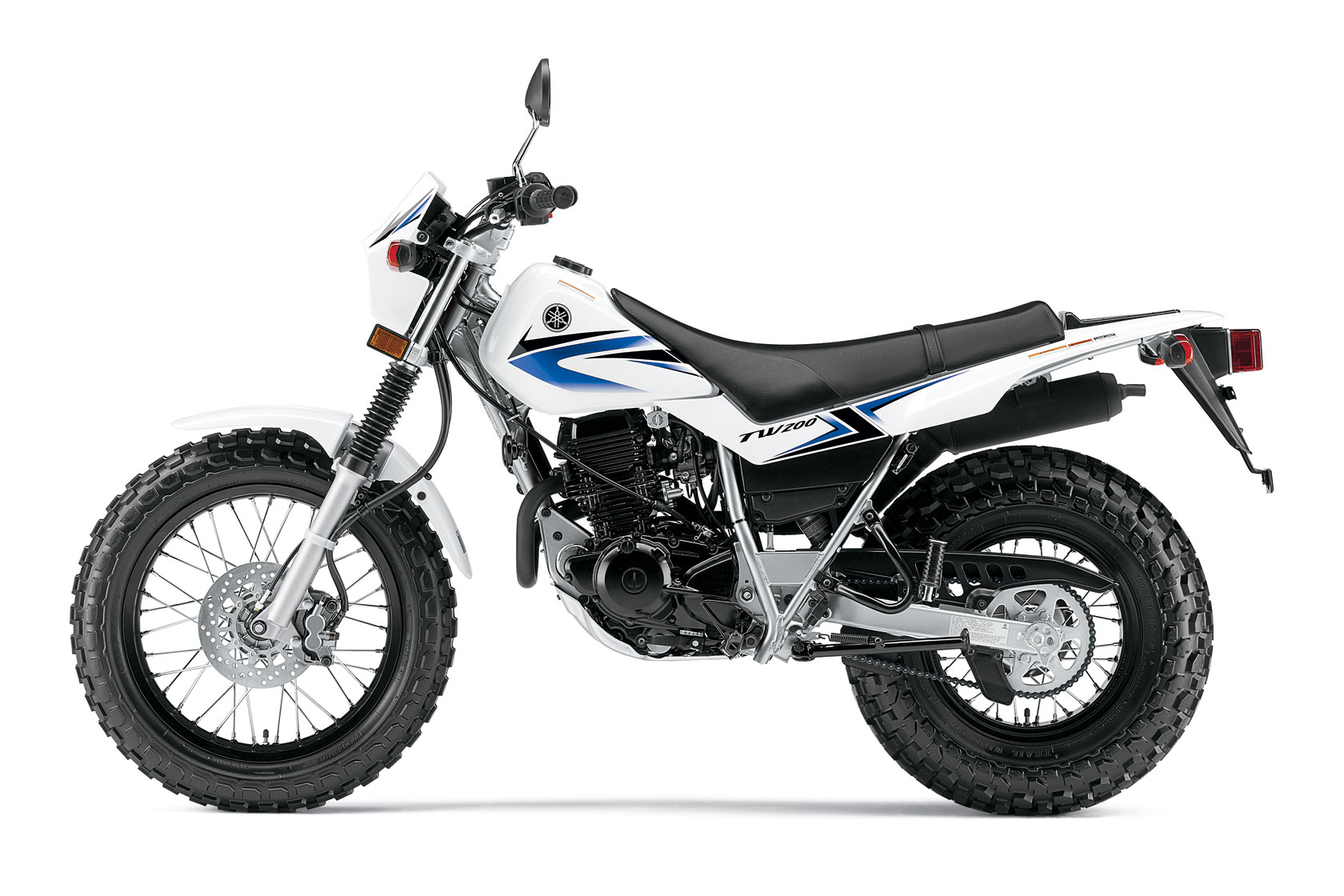 2012 Yamaha TW200 Review