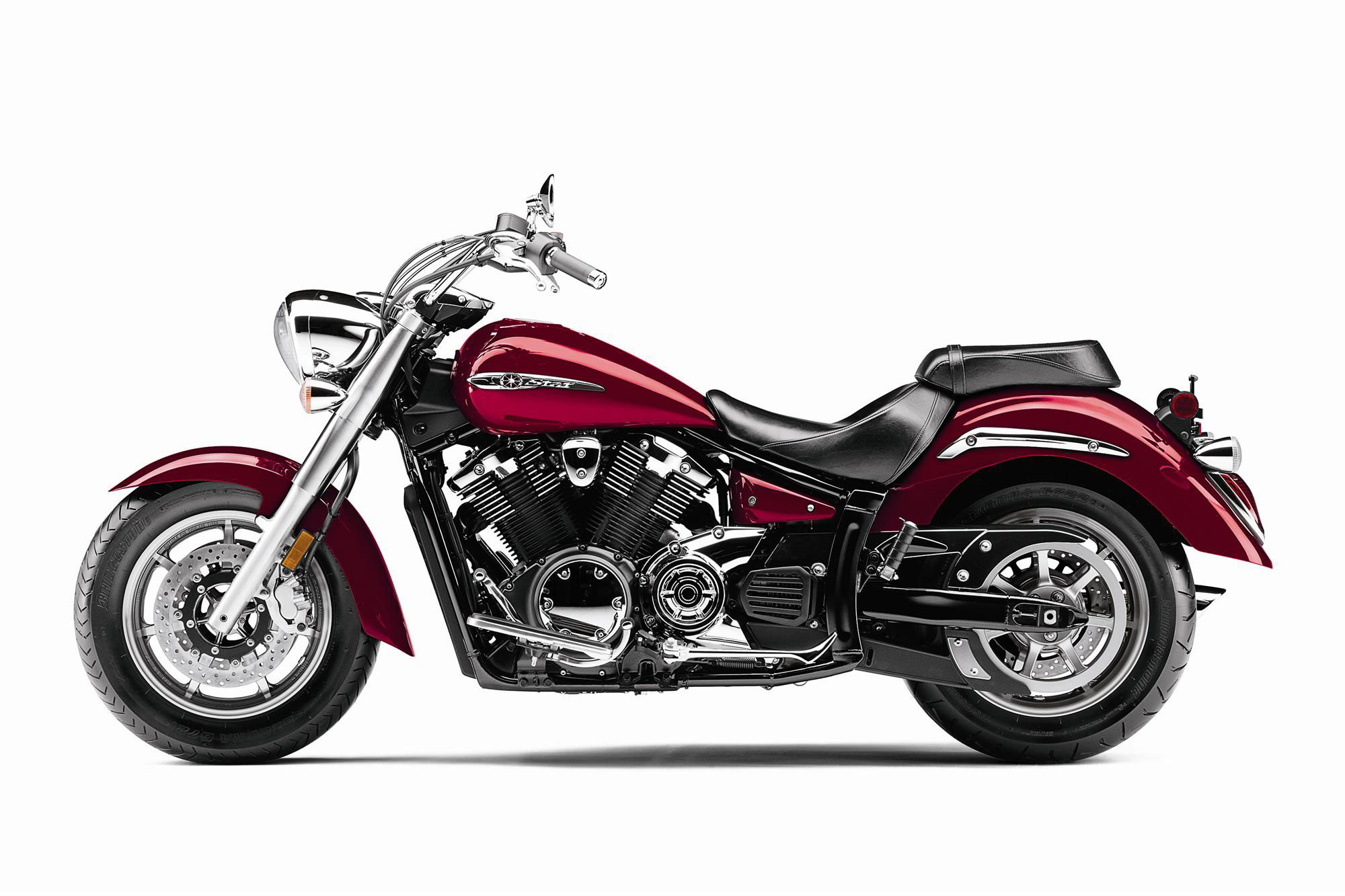 2012 yamaha v star 1300 review