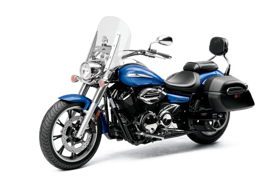 2012 Yamaha V-Star 950 Tourer