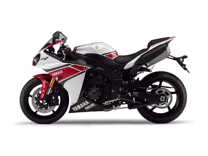2012 Yamaha YZF-R1 50th Anniversary Edition