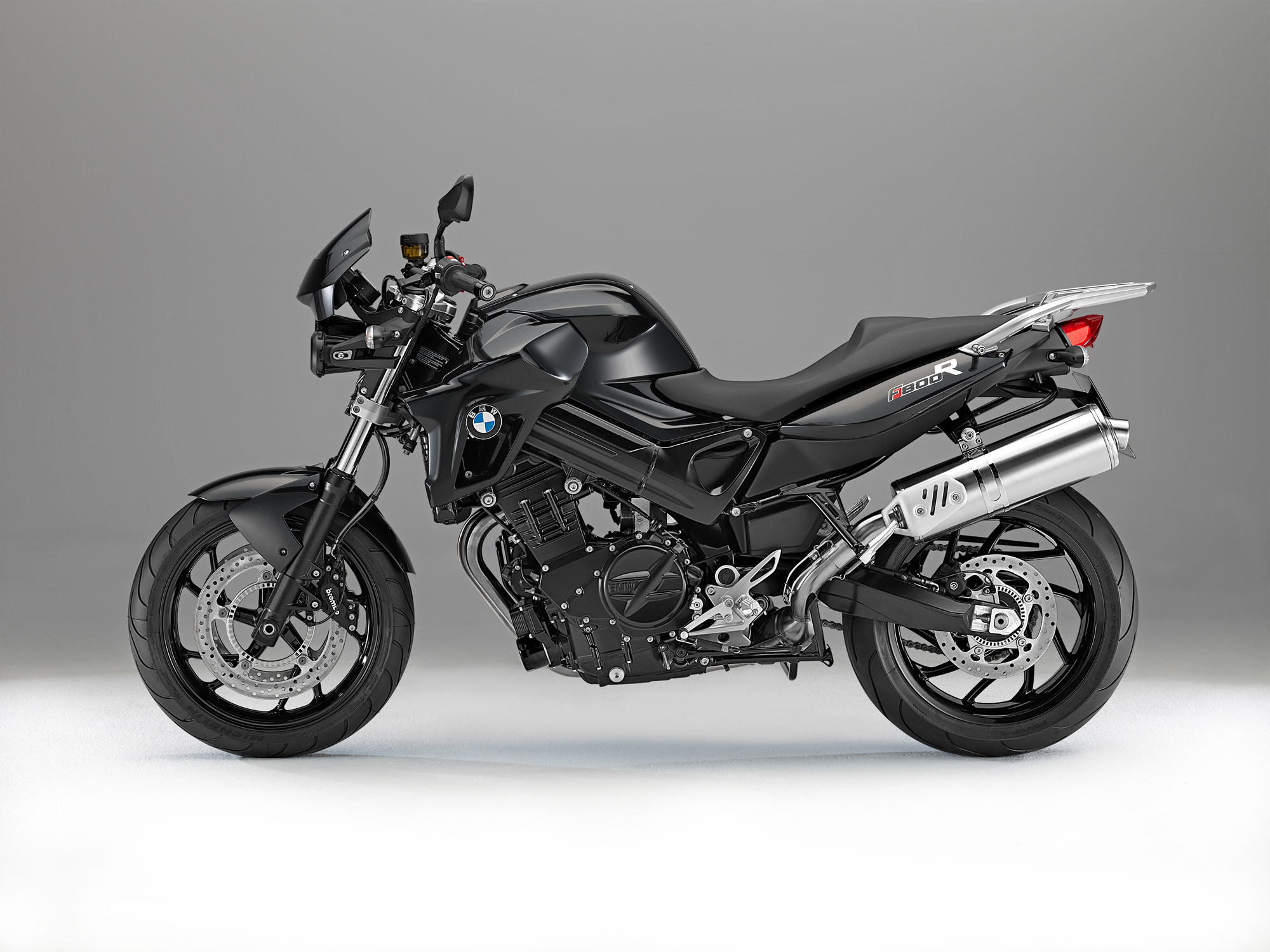 2013 BMW F800R Touring Package Review