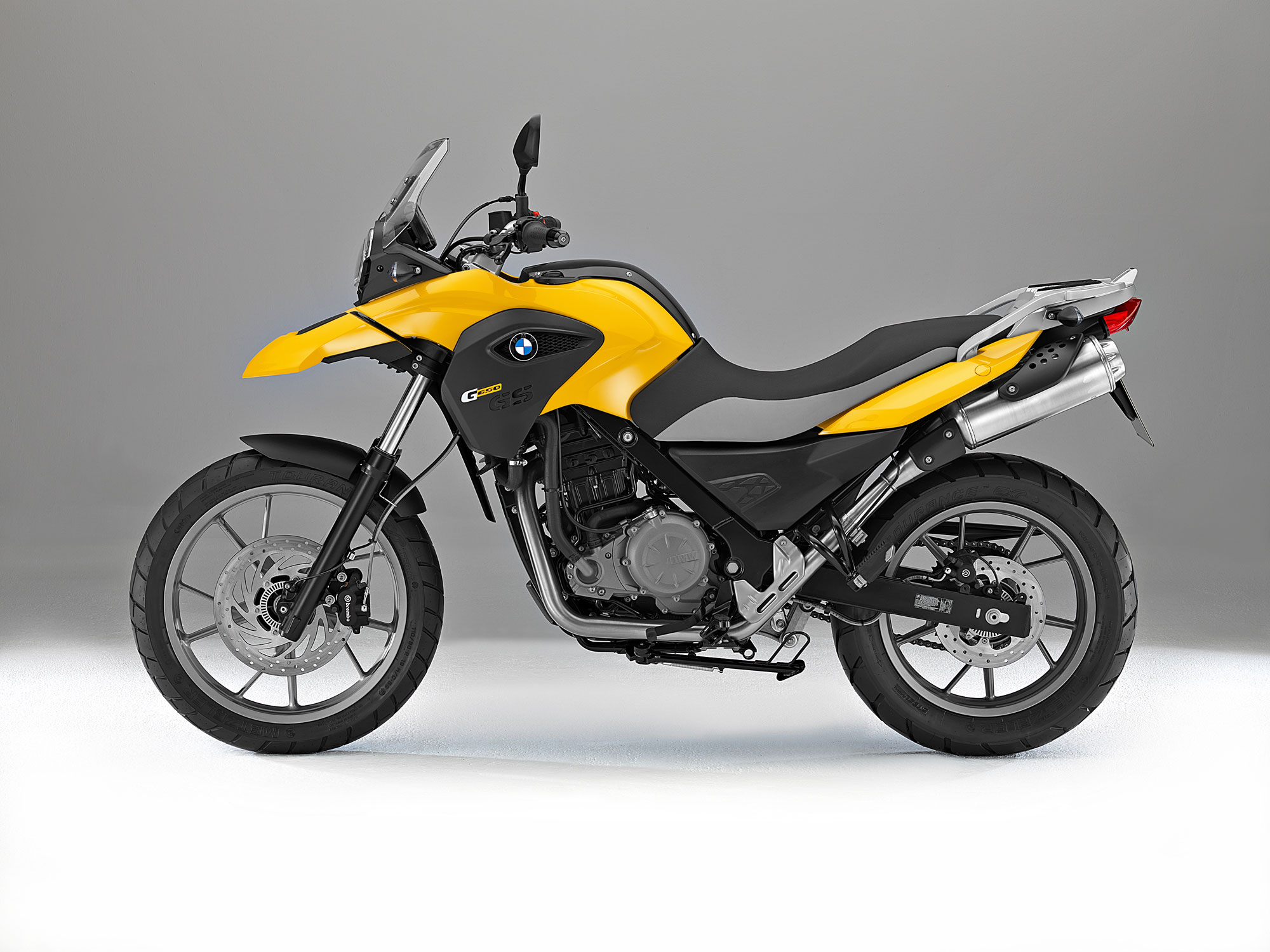 2013 Bmw G650gs Review