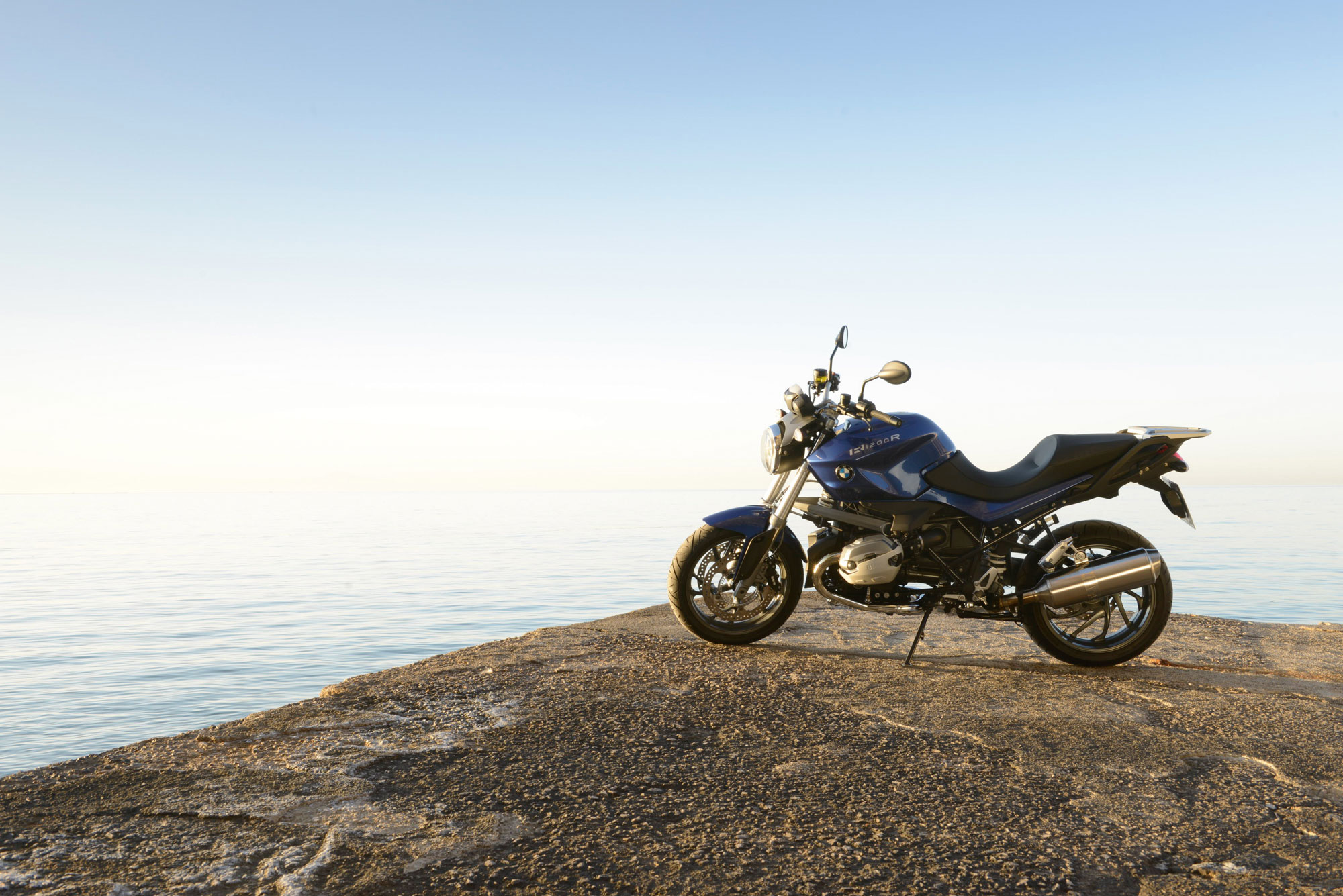 2013 Bmw R1200r Review