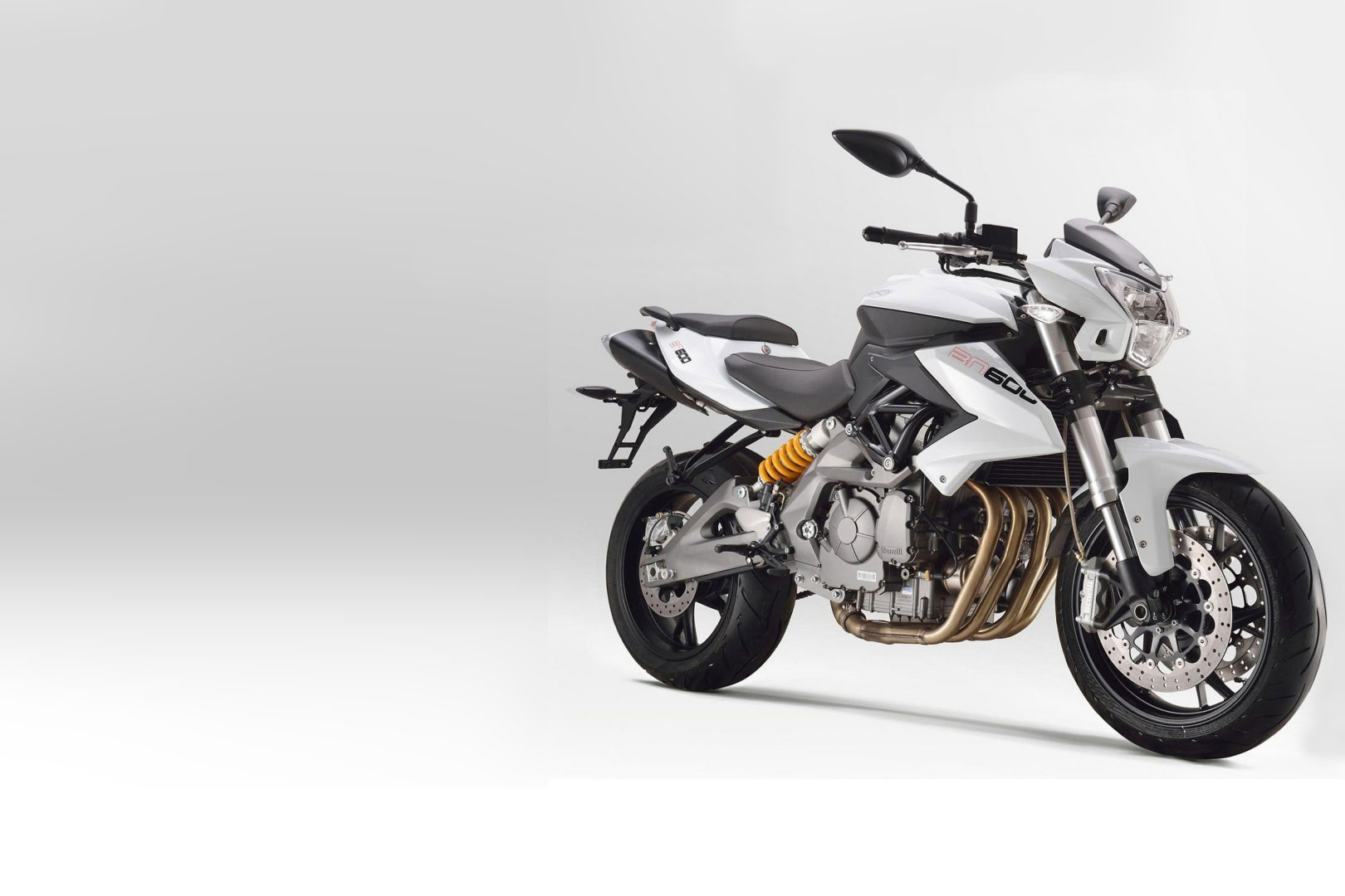2013 Benelli BN600 Review