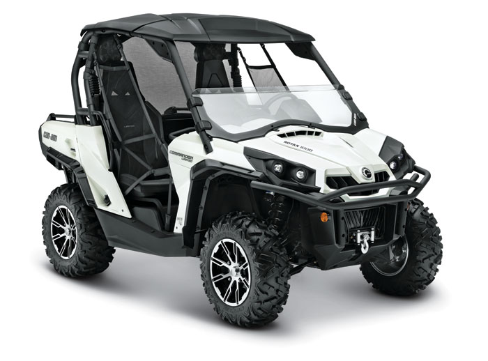 2013 Can-Am Commander 1000 Limited