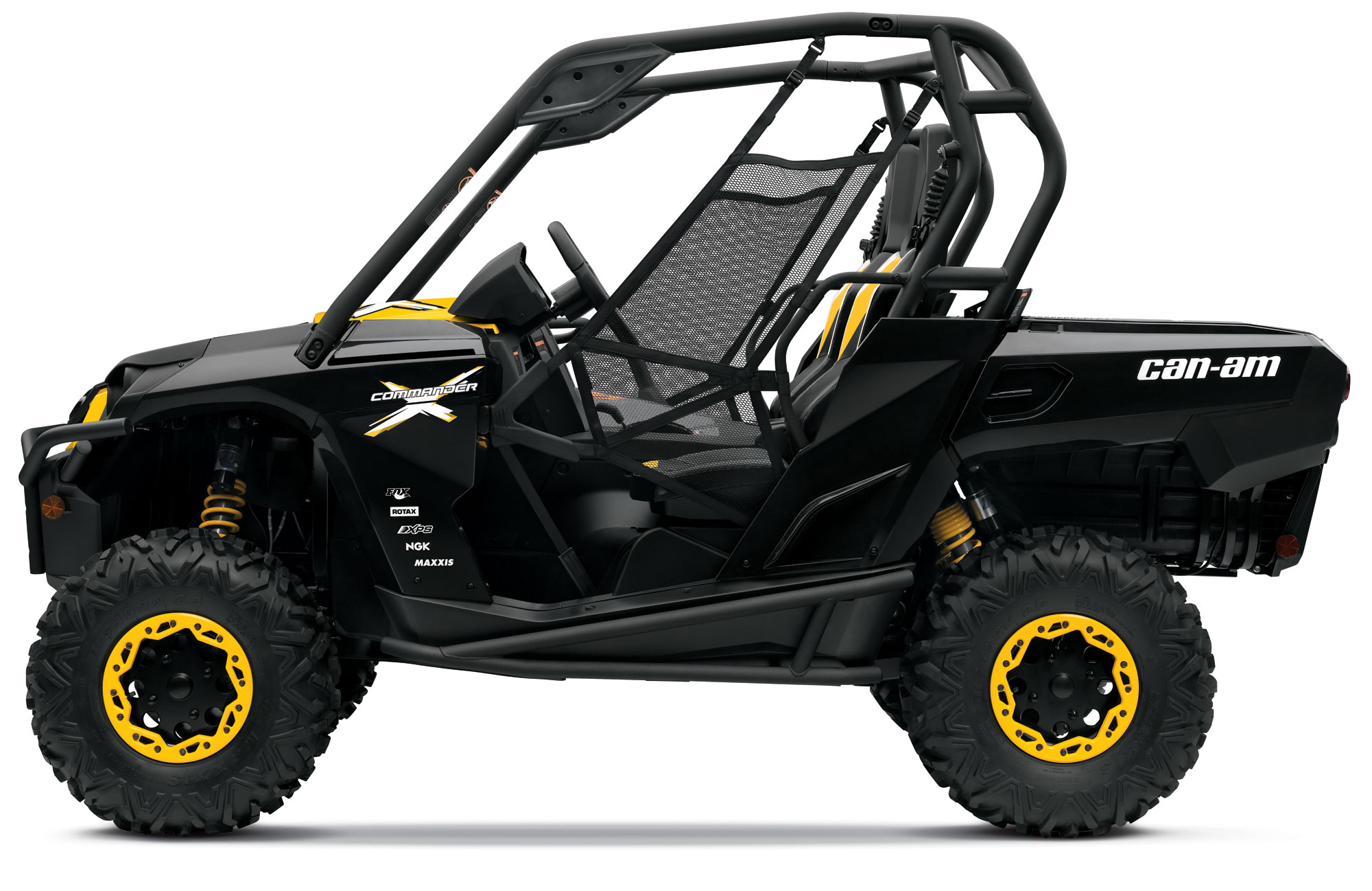 2013 Can Am Commander 1000x Review