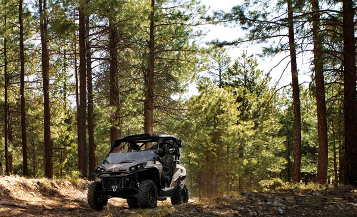2013 Can-Am Commander 800R XT
