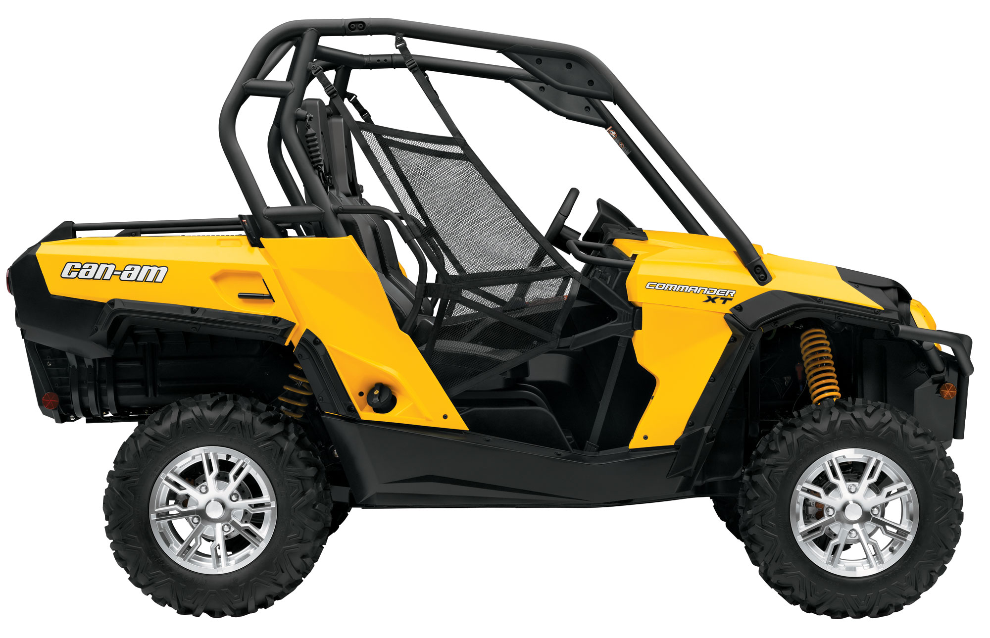 2013 Can-Am Commander 1000 XT Review