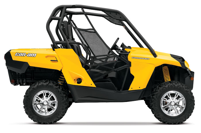 2013 Can-Am Commander 800 DPS