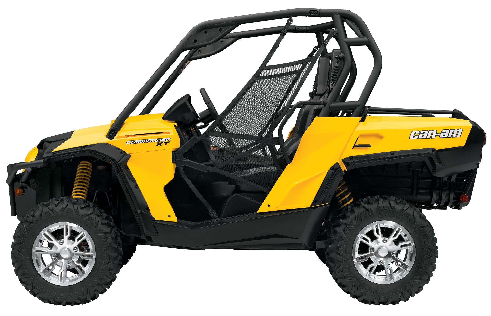 2013 Can-Am Commander 800R XT Review