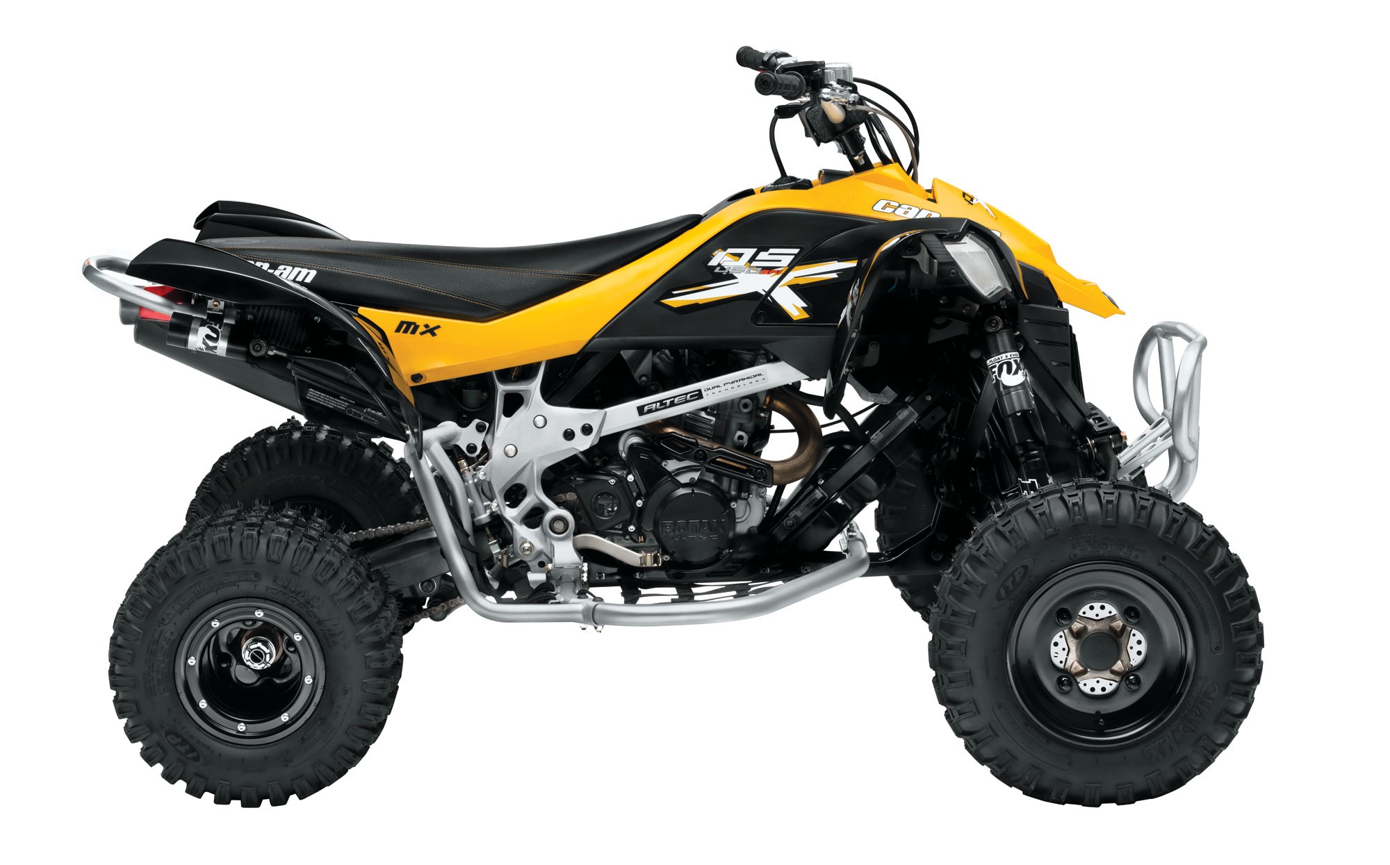 2013 Can-Am DS 450 Xmx Review