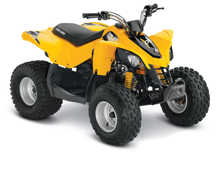 2013 Can-Am DS 90