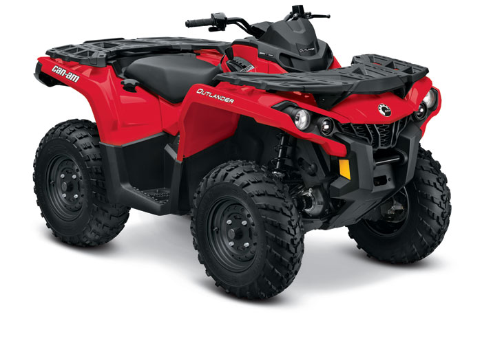2013 Can-Am Outlander 650