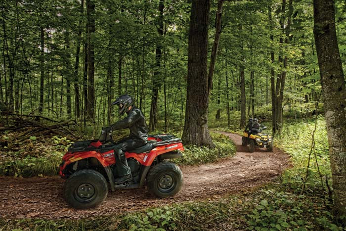 2013 Can-Am Outlander MAX 400