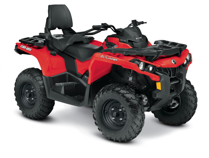 2013 Can-Am Outlander MAX 500