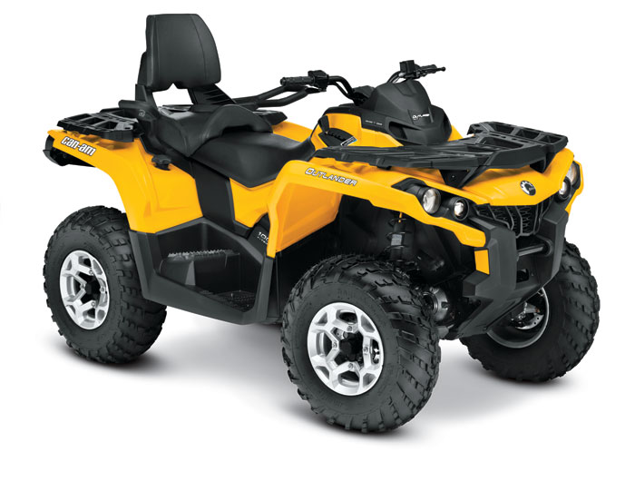 2013 Can-Am Outlander MAX DPS 1000