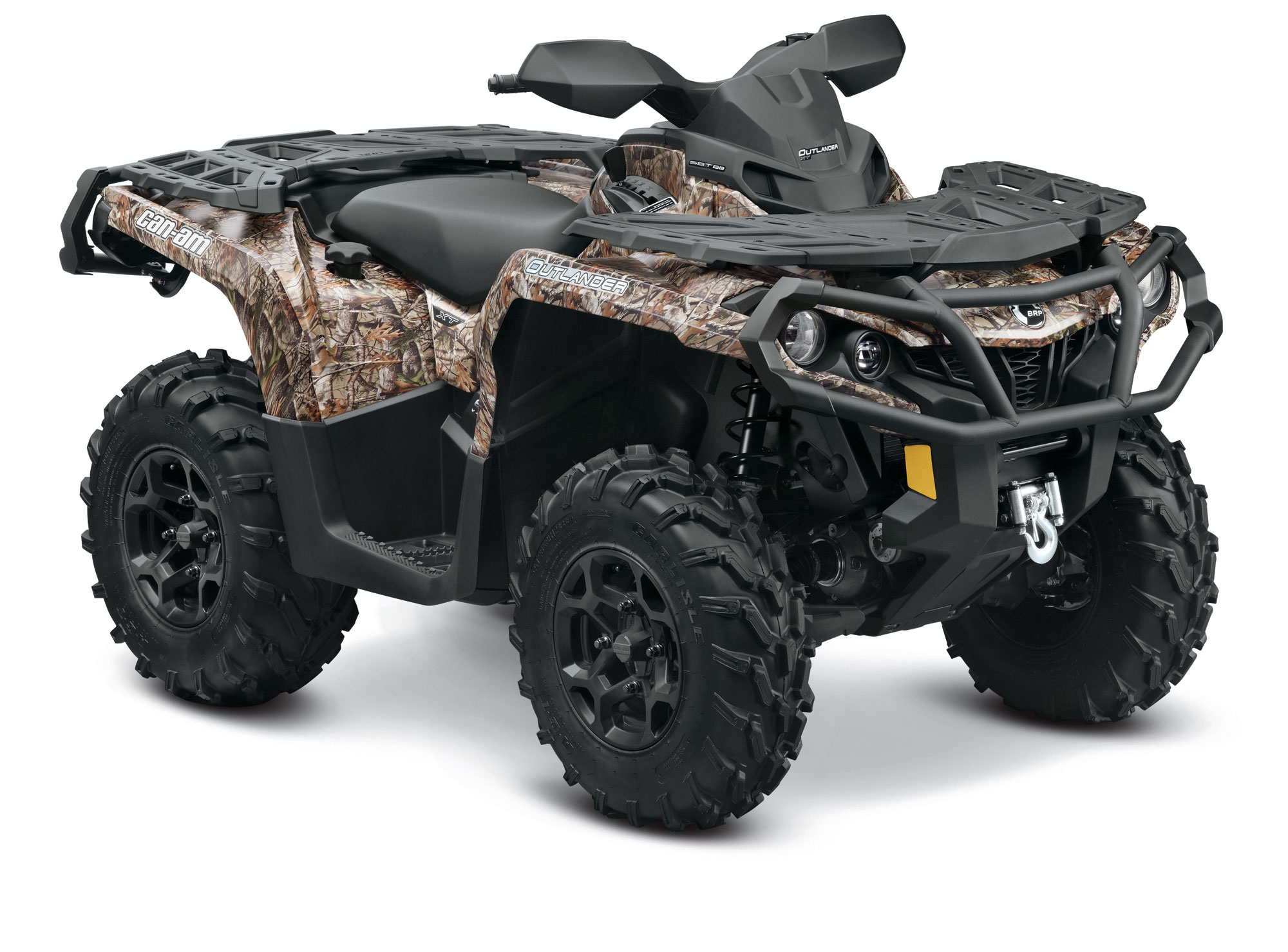 2013 Can-Am Outlander XT 650 Review