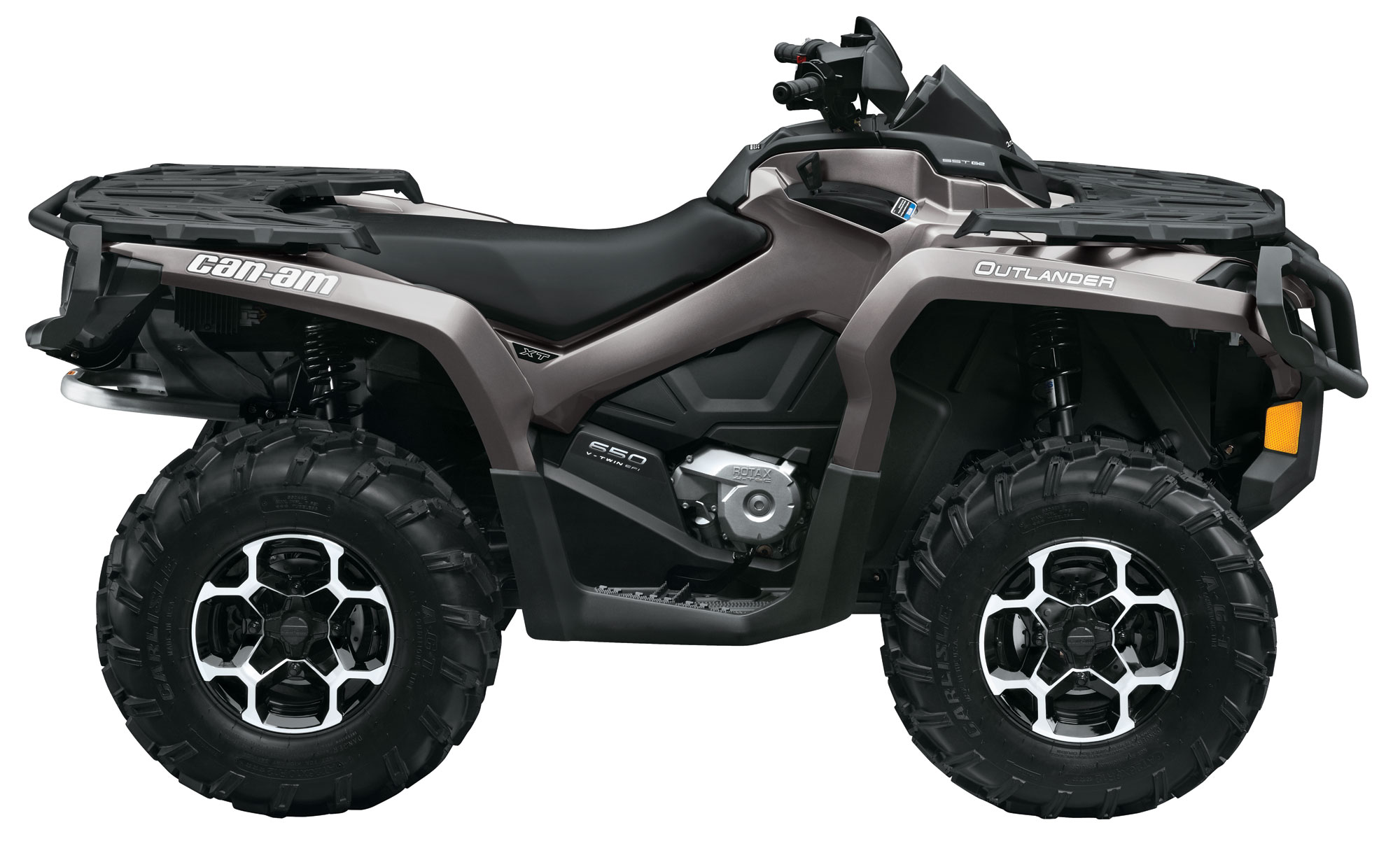 2013 can am outlander xt 650 review. Black Bedroom Furniture Sets. Home Design Ideas