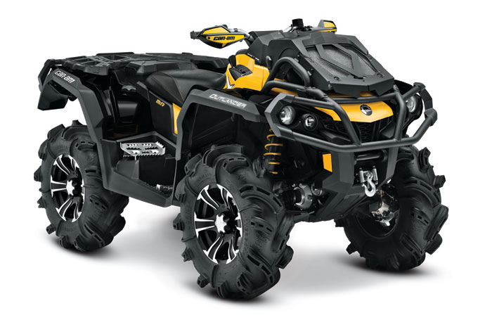 2013 Can-Am Outlander Xmr 1000