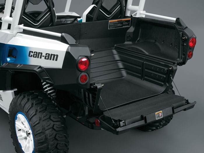 2013 Can-Am eCommander