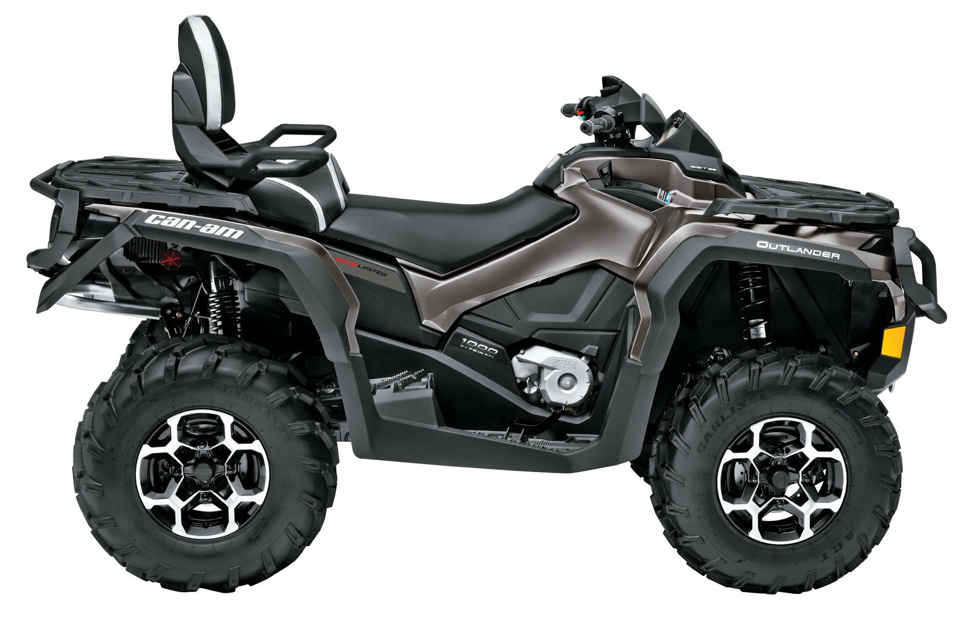2013 can am outlander max limited 1000 review. Black Bedroom Furniture Sets. Home Design Ideas