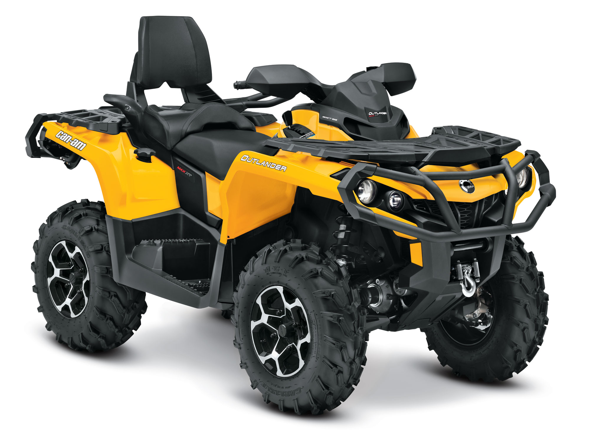 2013 Can Am Outlander Max Xt 800r Review