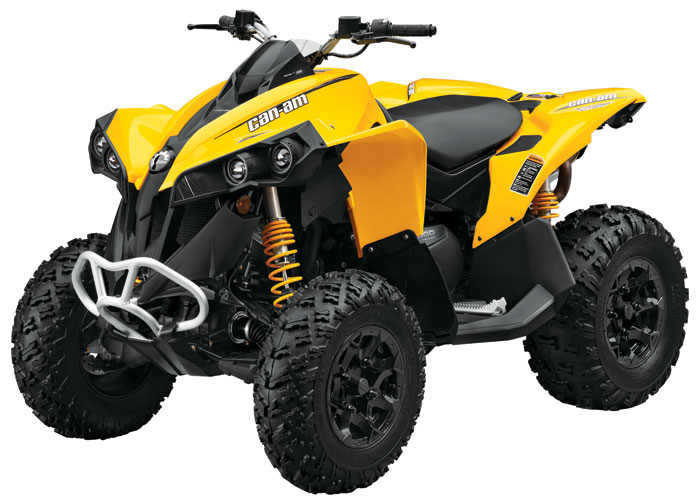 2013 Can-Am Renegade 1000