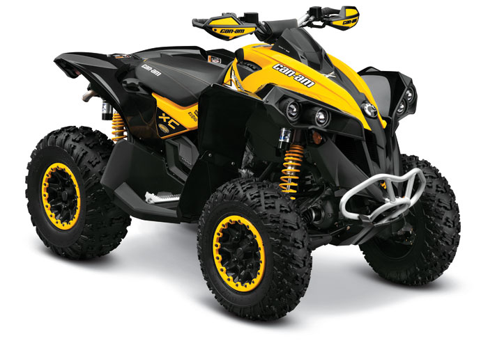 2013 Can-Am Renegade Xxc 1000