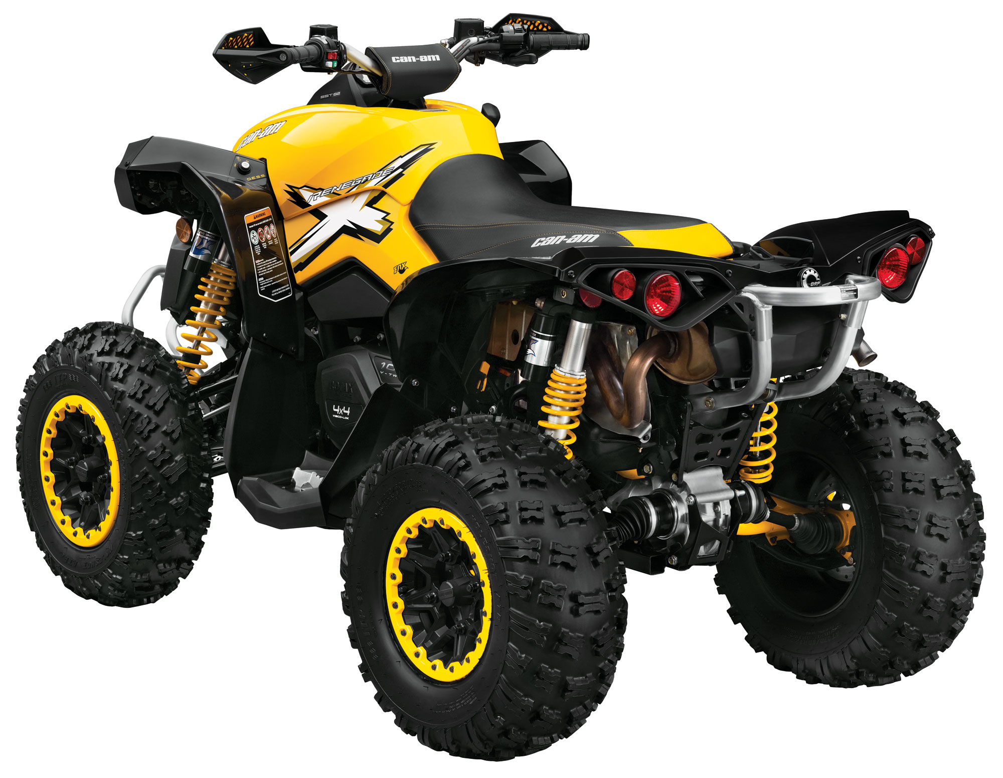 2013 Can-Am Renegade Xxc 1000 Review