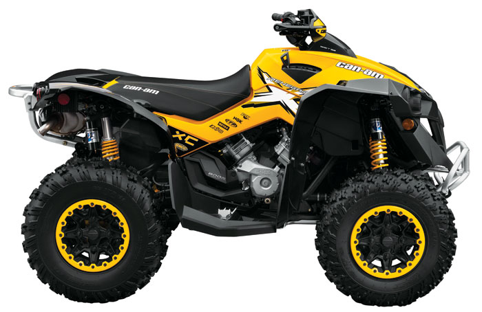 2013 Can-Am Renegade Xxc 800R