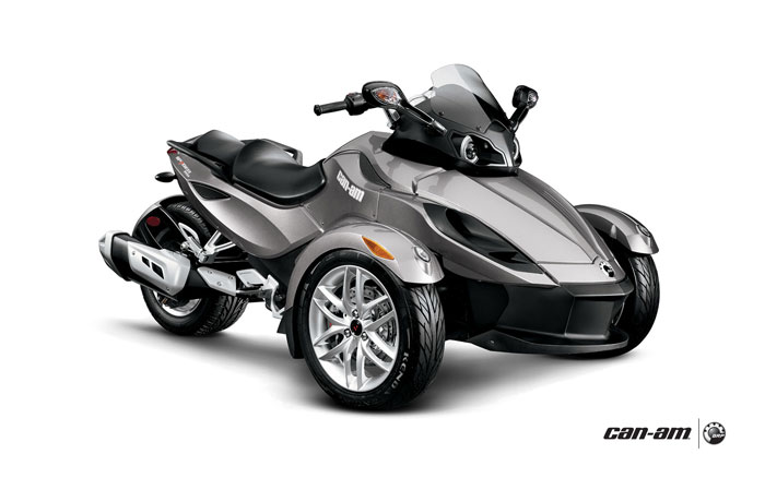 2013 Can-Am Spyder RS