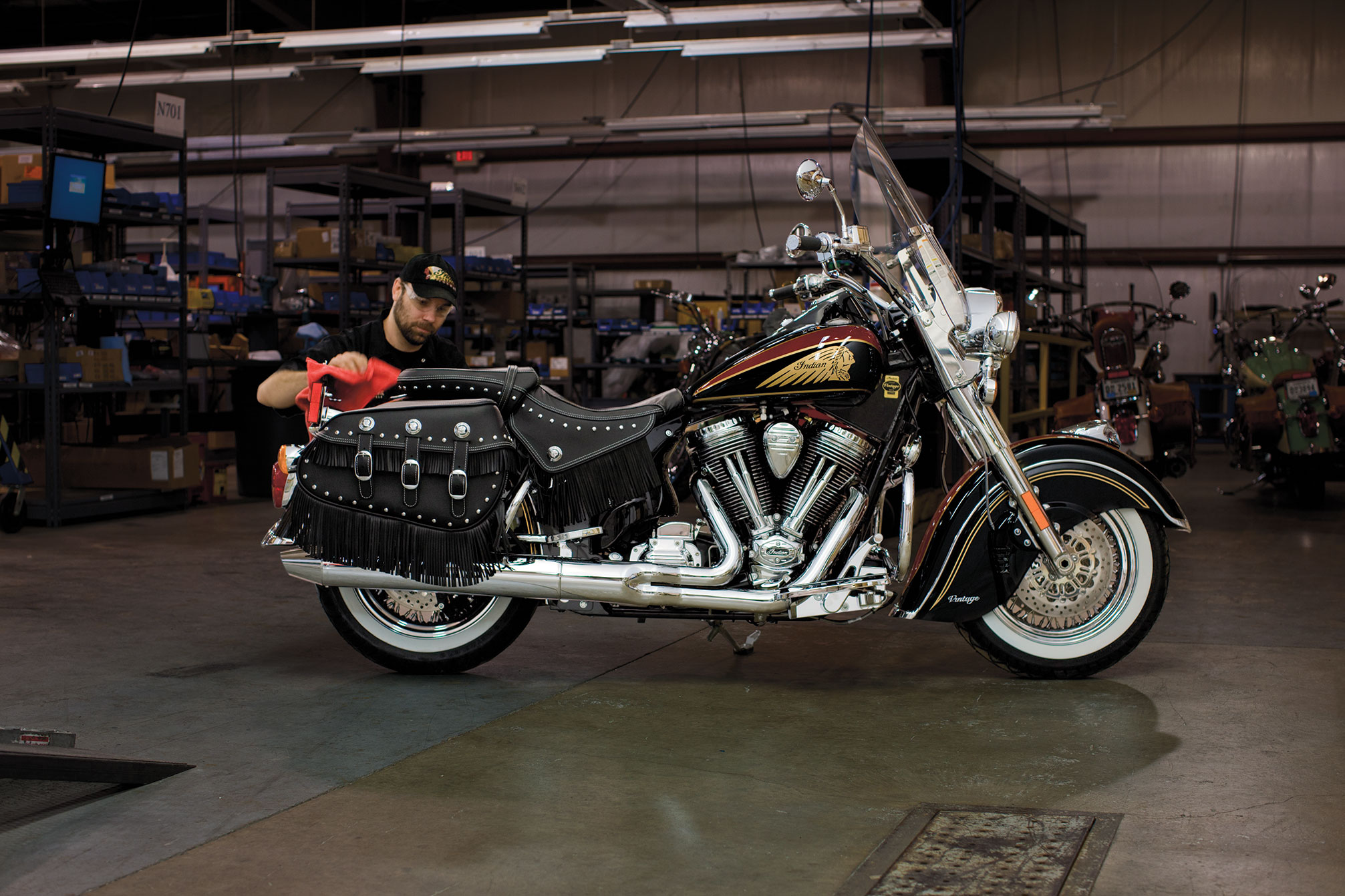 2013 Indian Chief Vintage FE Review