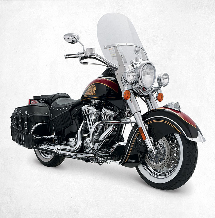 2013 Indian Chief Vintage FE