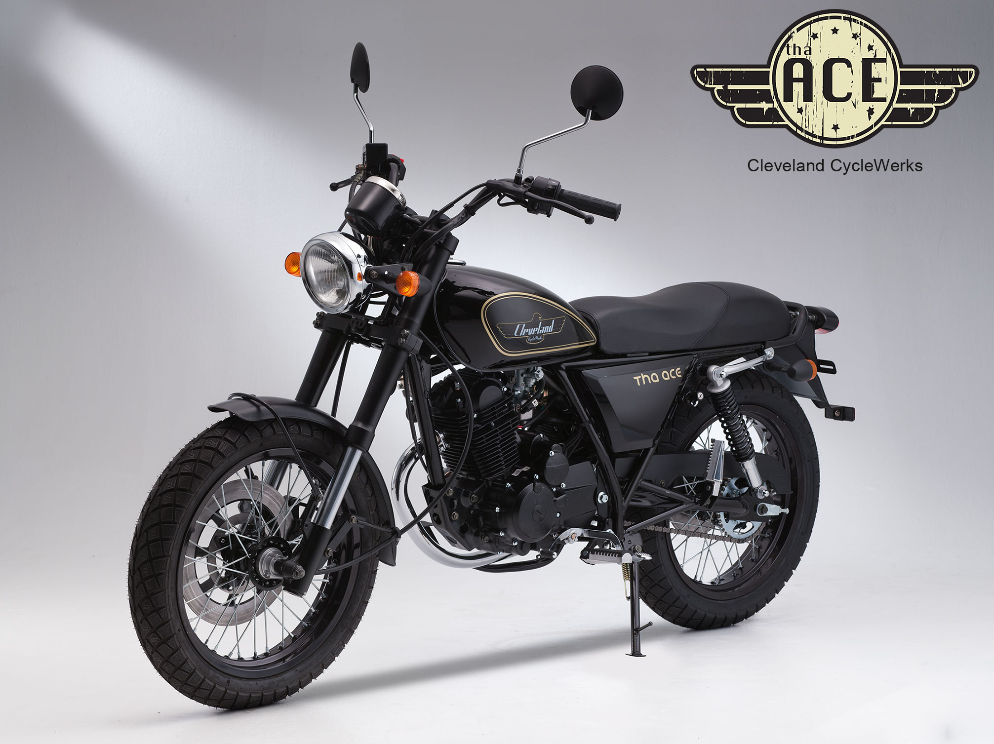 2013 cleveland cyclewerks ace deluxe review for Usa motors cleveland ohio